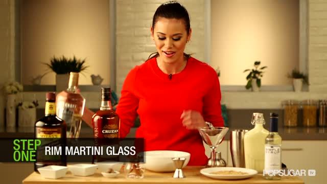 News video: Make Merry With an Eggnog Martini